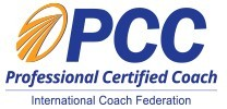 国際コーチ認定資格のPCCロゴ